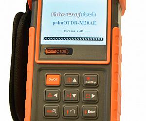 Calibração de OTDR