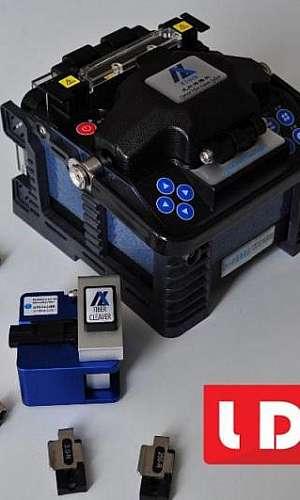 Máquina de fusão de fibra óptica preço