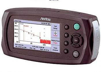 Cortar Fibra óptica OTDR