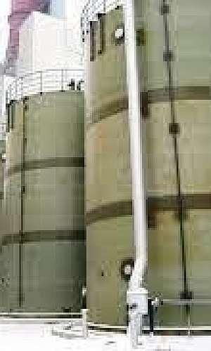 Reservatório de fibra de vidro preço