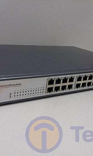 Switch porta fibra óptica